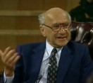 Milton Friedman – Werner Erhard Interviews Winner of the 1976 Nobel Prize in Economics